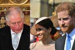 Harry, Meghan e il ritiro dagli impegni reali: il principe Carlo pronto a tagliare i loro fondi