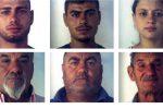 Adescavano ragazze per farle prostituire, indagine chiusa sulla gang italo-romena nel Crotonese: nomi e foto