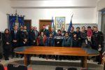 """Ragazzi down discriminati a Filadelfia fanno visita al prefetto: """"Uniti nella solidarietà"""""""