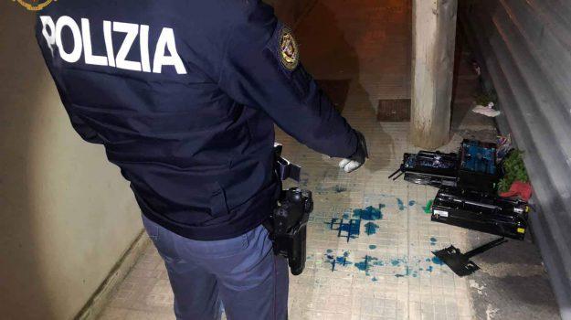 messina, poste, rapina, Giovanni Gangemi, Messina, Sicilia, Cronaca