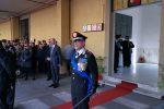 """Il saluto del generale Luigi Robusto: """"Splendido periodo della mia esistenza"""""""
