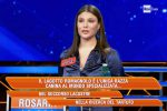 """Da Sorbo San Basile a """"L'eredità"""", l'avventura in tv di Rosaria Riccelli"""