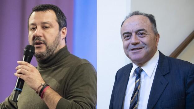'ndrangheta, lega, Matteo Salvini, nicola gratteri, Catanzaro, Calabria, Politica