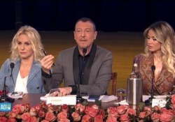 Sanremo, Amadeus e le polemiche: «Anche la signora Meloni sarà contenta di Rula Jebreal» Intervista al conduttore: «Parliamo sempre male del Festival, così come parliamo male del nostro Paese» - AGTW