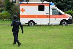 Scuolabus con bambini precipita in un fosso in Germania, due morti e venti feriti