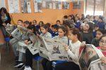 """Gazzetta del Sud entra nelle classi del Mazzini Gallo a Messina con """"Noi Magazine"""""""