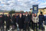 Senza stipendio da mesi, protestano i lavoratori Siarc a Corigliano Rossano