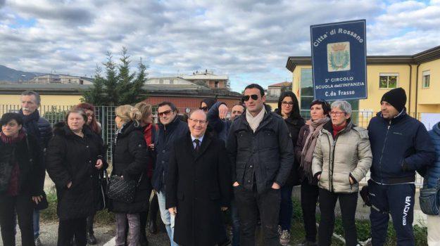 cgil, lavoro, Siarc, uil, Andrea Ferrone, Luciano Campilongo, Cosenza, Calabria, Cronaca