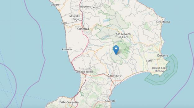 terremoto, Calabria, Cronaca