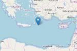 Scossa di terremoto di magnitudo 5.2 al largo dell'isola greca di Scarpanto