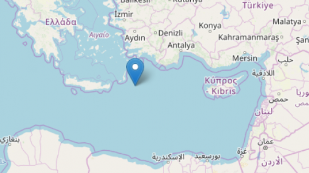 grecia, magnitudo, terremoto, Sicilia, Mondo