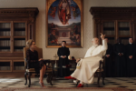 "Tv, torna su Sky ""The New Pope"" di Sorrentino: sfida tra Malkovich e Jude Law"