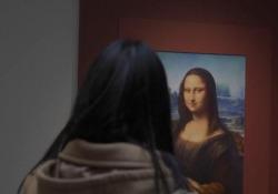 Tokyo celebra Leonardo: successo alla mostra a 500 anni dalla sua scomparsa Una mostra in 3D di opere rifatte dagli studenti - Ansa