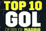 La top 10 dei gol più belli del derby di Madrid