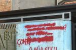 Mileto, vandali imbrattano i muri dell'oratorio voluto da Natuzza Evolo con frasi oscene