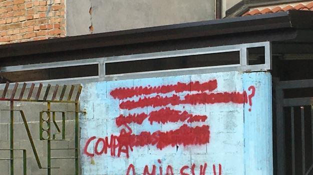 mileto, paravati, vandali, Domenico Muscari, Giuseppe Pileci, natuzza evolo, Catanzaro, Calabria, Cronaca