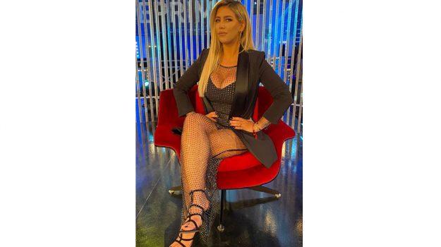 Grande fratello vip, tv, Wanda Nara, Sicilia, Società