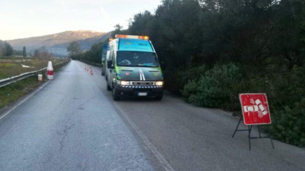 incidente, mirto, Messina, Sicilia, Cronaca