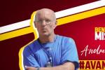 Acr Messina, Andrea Pensabene nuovo allenatore: prende il posto di Zeman jr