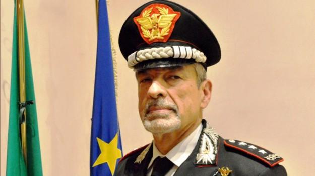 carabinieri, Carmelo Burgio, Catanzaro, Calabria, Cronaca