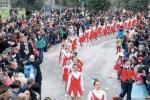 Mille artisti per il Carnevale di Rende, attesa per la grande parata di via Rossini