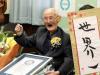 Giappone, è morto l'uomo più vecchio al mondo: aveva quasi 113 anni