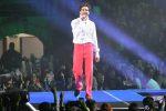 Mika, concerto a Reggio: è un privilegio essere qui con voi
