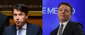 Scontro Conte-Renzi sulla prescrizione, alta tensione e rischio crisi di governo