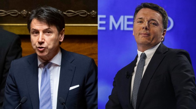 governo, Giuseppe Conte, Matteo Renzi, Sergio Mattarella, Sicilia, Politica