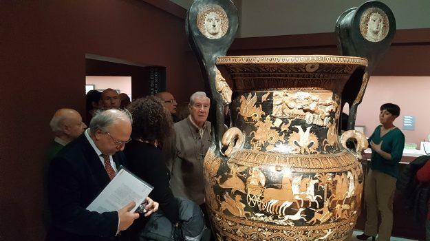 """Reggio, la Calabria di 25 secoli fa nella mostra sui """"Tesori del regno"""" - Foto"""