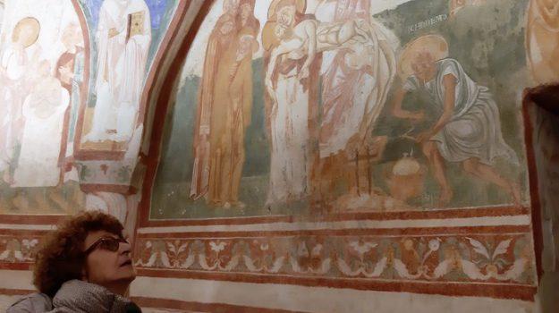 Aquileia, cripta affreschi, Viaggi