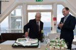 Reggio festeggia i 100 anni di Demetrio Spanò, ex ferroviere e internato in un lager
