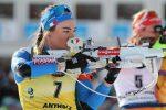 Biathlon, secondo oro mondiale per Dorothea Wierer: vince nell'individuale