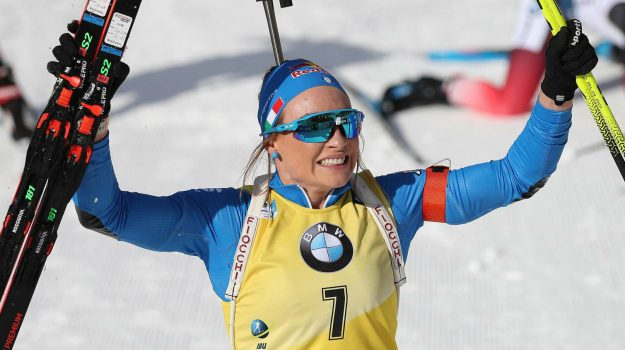 biathlon, sci, Dorothea Wierer, Sicilia, Sport