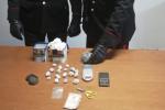Dosi di marijuana nascoste in casa, arrestato un 26enne di Diamante