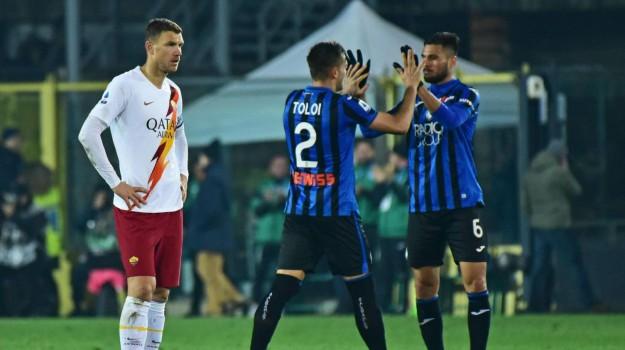 atalanta, calcio, roma, serie a, Sicilia, Sport
