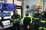 Funicolare di Catanzaro, nuova esercitazione dei vigili del fuoco
