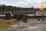 Nuove esercitazioni per i vigili del fuoco di Lamezia e Soverato