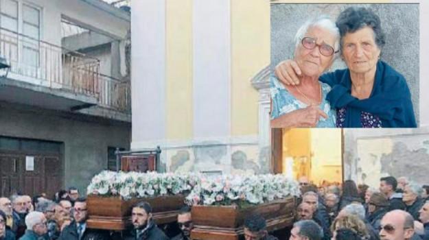 funerali, incendio, nizza, Cosima Pellizzeri, Sara Manoti, Messina, Sicilia, Cronaca