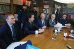 Arresti nel Cosentino, Gratteri: pestaggi contro chi non pagava