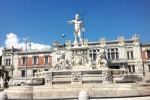 Messina, la fontana del Nettuno sarà riattivata il 2 giugno