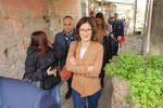 La ministra Gelmini: a Messina «Ora il Ponte»
