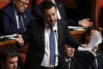 """Boss di 'ndrangheta col reddito di cittadinanza, Salvini attacca: """"Pagati dallo Stato"""""""