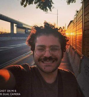 Il ricercatore egiziano Patrick George Zaky
