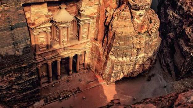 Petra, turista morto, Alessandro Ghisoni, Sicilia, Mondo