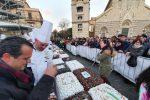 """Messina, a piazza Duomo il 'Pignolata Day': """"È il nostro biglietto da visita"""""""