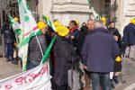 Messina, addetti alla pulizia del tribunale in protesta: senza stipendio da due mesi