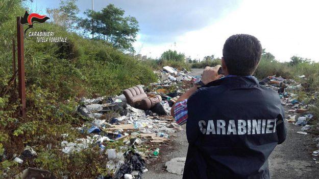 rifiuti, serra, vallelonga, Cosenza, Calabria, Cronaca