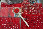 Controlli a Reggio, sequestrati oltre 2100 pezzi di merce venduta abusivamente