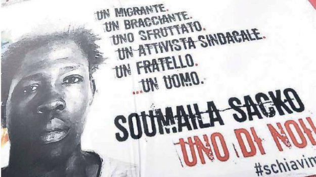 immigrazione, libri, Bianca Stancanelli, Soumaila Sacko, Calabria, Cultura